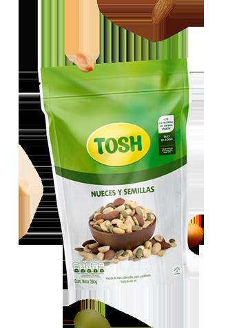 Nueces y Semillas Tosh