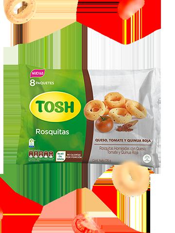 Snacks Rosquillas Tomate