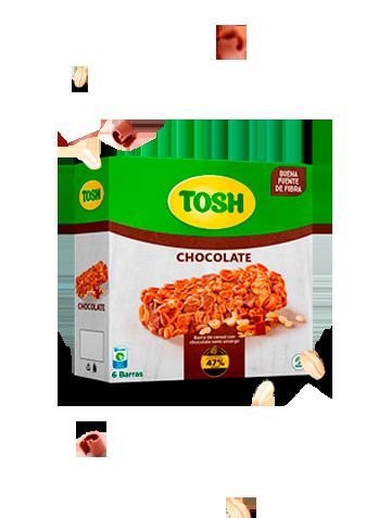 Barra cacao Tosh