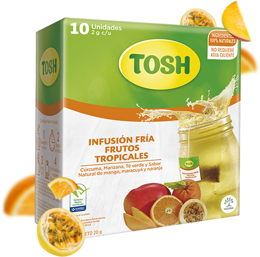 Infusion tropical Tosh
