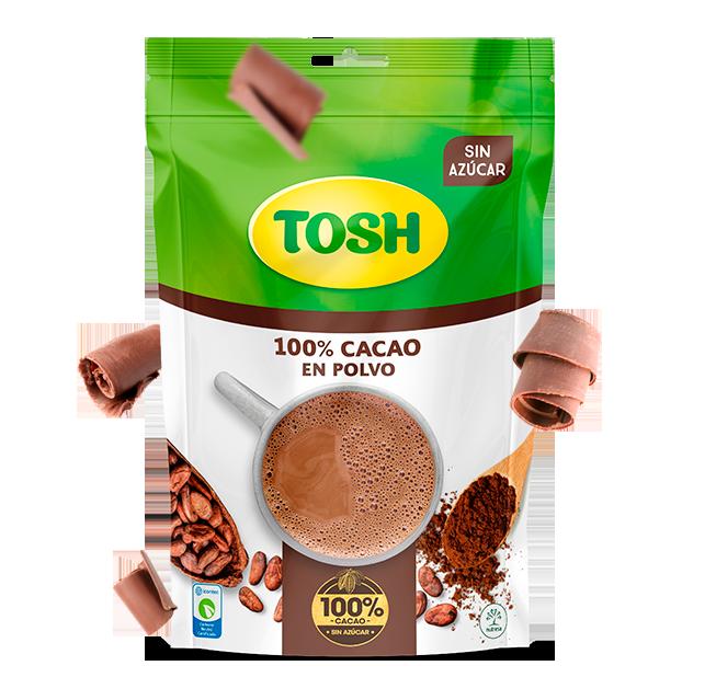 100% cacao en polvo